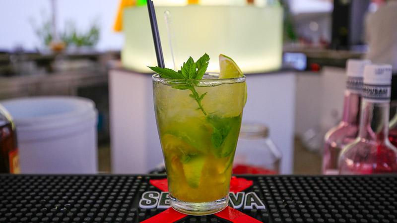 rethymno crete hotel bar - Rethymno Residence Aqua Park & Spa