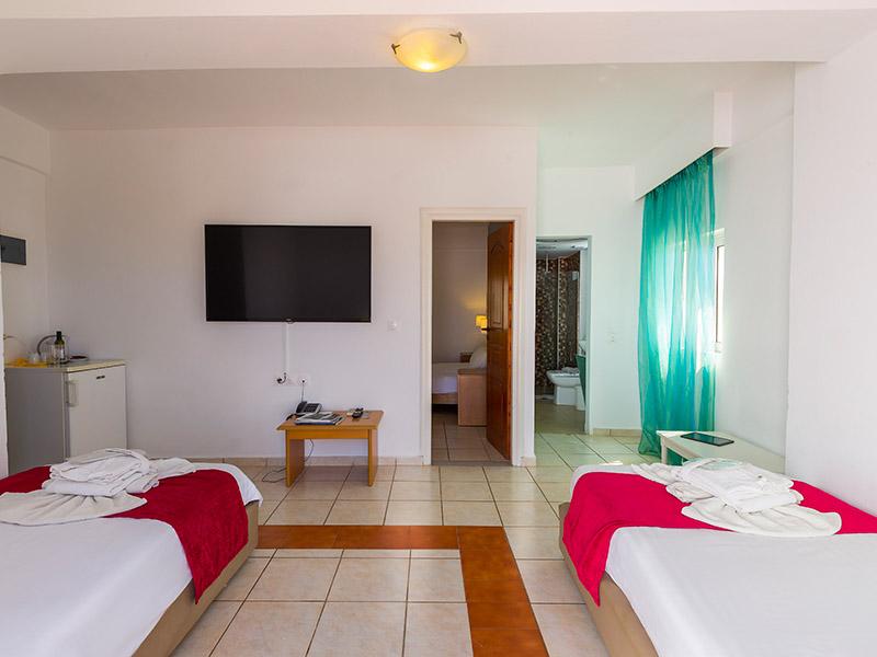 accommodation rethymno crete - Rethymno Residence Aqua Park & Spa