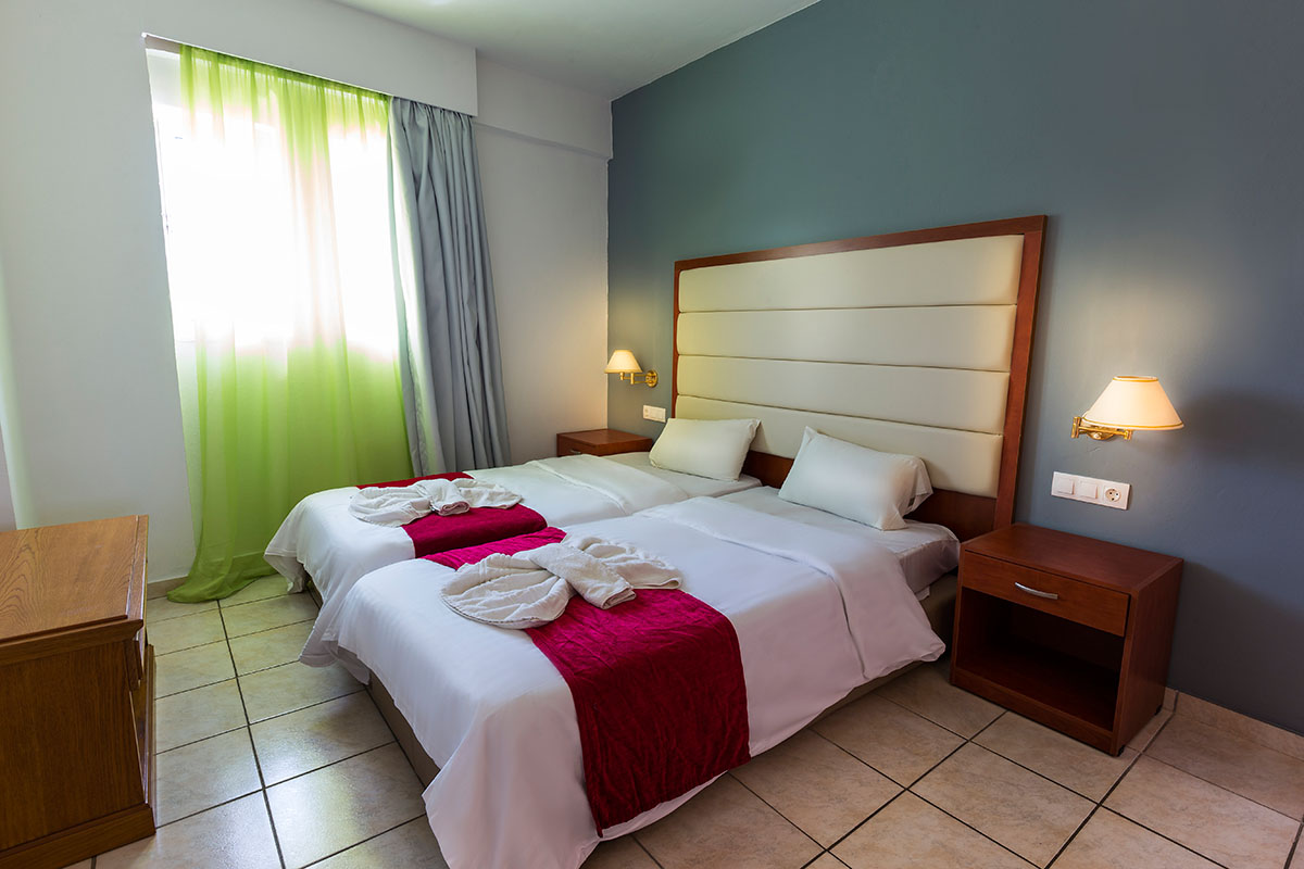 rethymno crete accommodation - Rethymno Residence Aqua Park & Spa