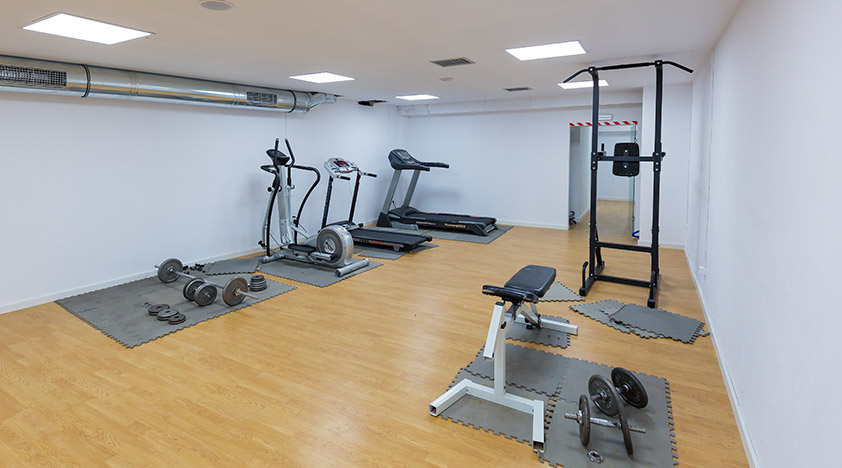 rethymno crete hotel with gym - Rethymno Residence Aqua Park & Spa