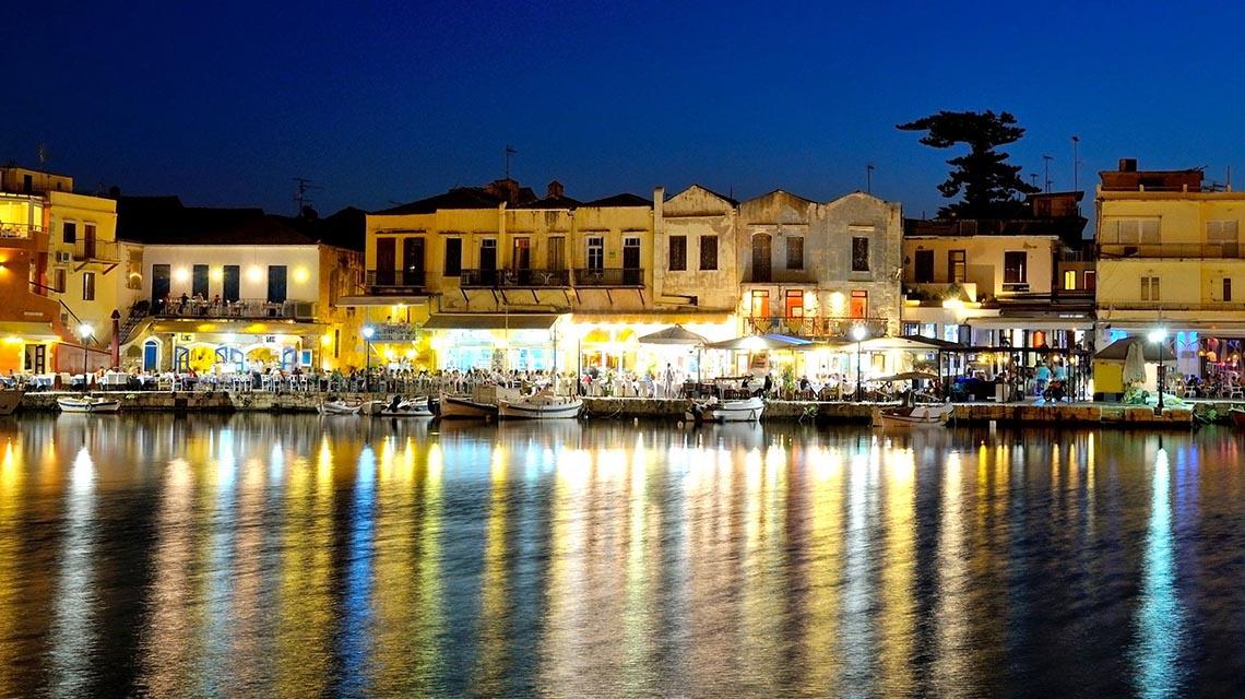 rethymno sights crete - Rethymno Residence Aqua Park & Spa