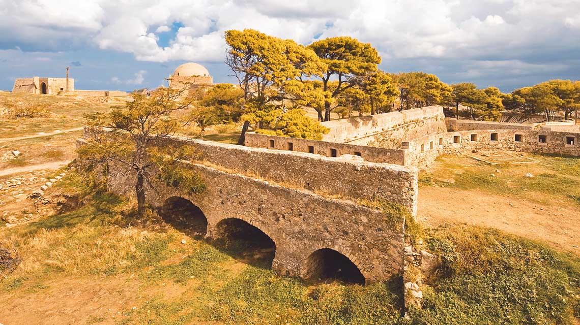 rethymno historical sights - Rethymno Residence Aqua Park & Spa